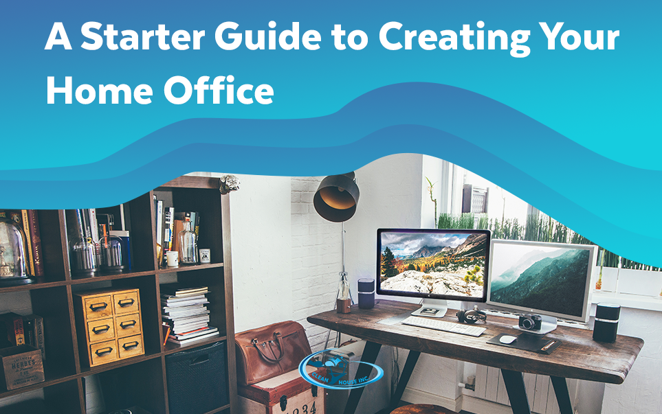 A Starter Guide to Creating Your Home Office