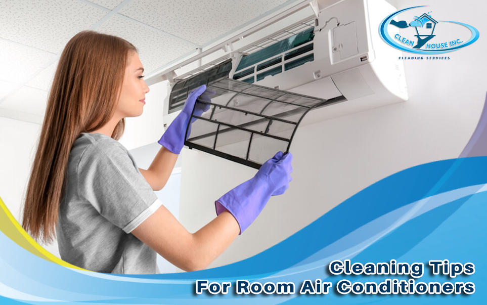 Cleaning Tips For Room Air Conditioners