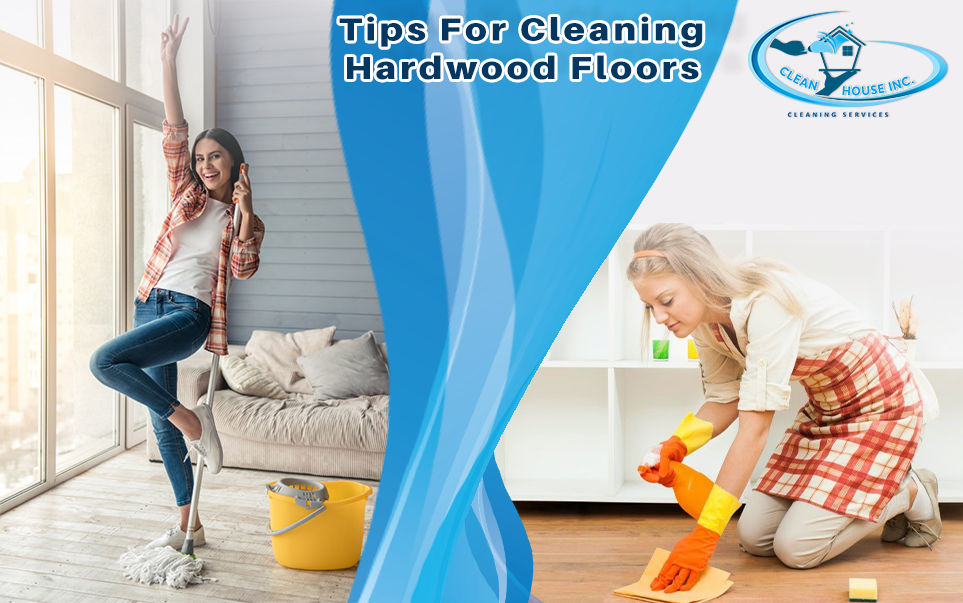 Tips For Cleaning Hardwood Floors