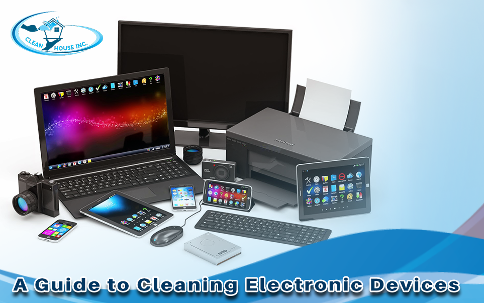 A Guide to Cleaning Electronic Devices
