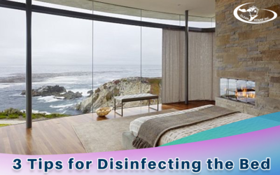 3 Tips for Disinfecting the Bed