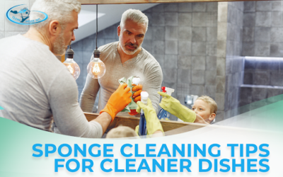 Sponge Cleaning Tips For Cleaner Dishes