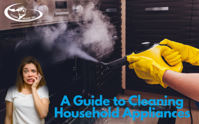 A Guide to Cleaning Household Appliances