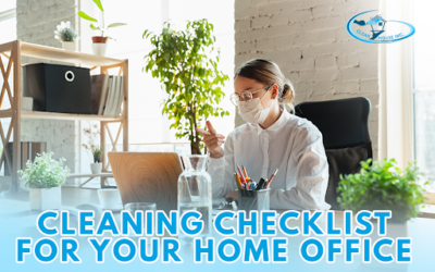 Cleaning Checklist For Your Home Office