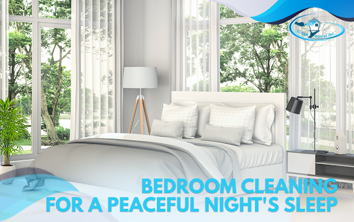 Bedroom Cleaning For A Peaceful Night's Sleep