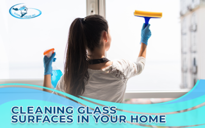 Cleaning Glass Surfaces In Your Home