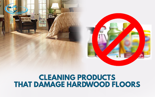Cleaning Products That Damage Hardwood Floors