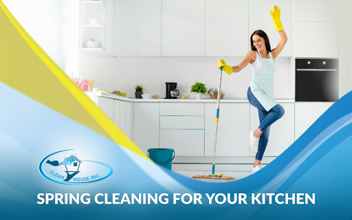 Spring Cleaning for Your Kitchen