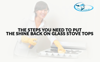 The Steps You Need to Put the Shine Back on Glass Stove Tops